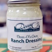 Deanos Very Own Ranch Dressing Now For Sale!